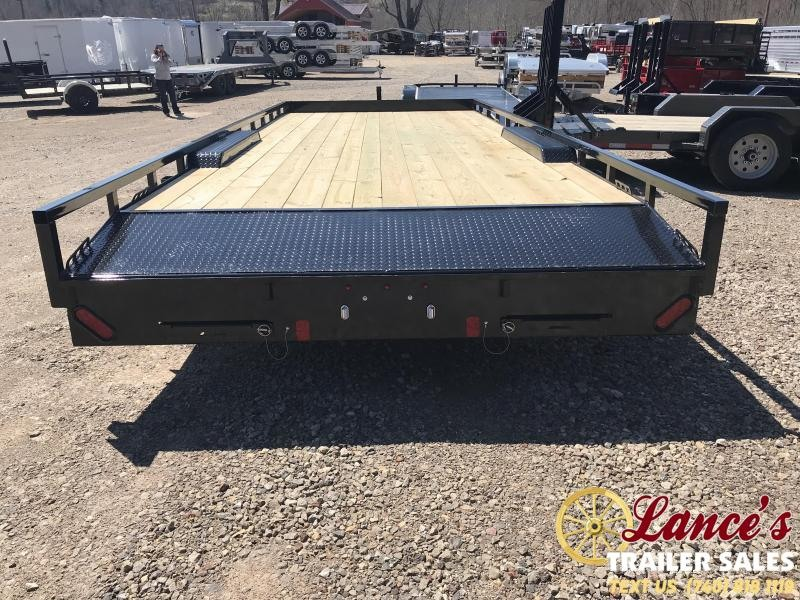 "2019 Diamond C 98"" x 22Ft. Equipment Trailer"