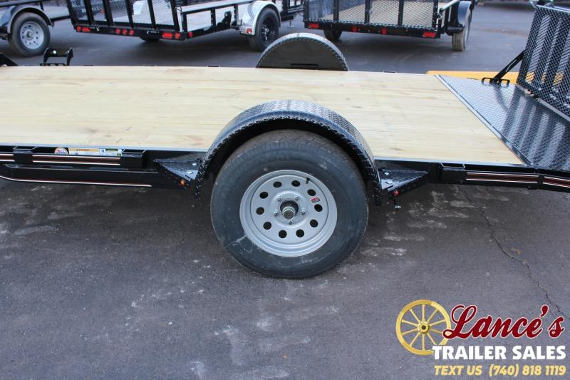 "2020 Diamond C 77"" x 14Ft. Utility Trailer"