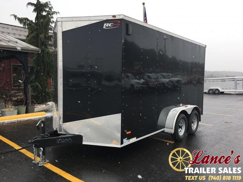 2019 RC Trailers 7'x12' Cargo KM652143