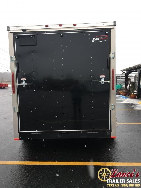 RC Trailers 7'x12' Cargo KM652143