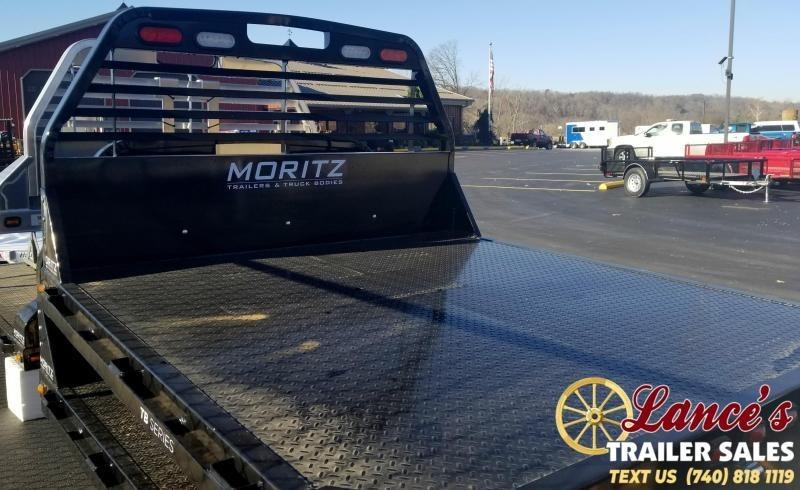 2020 Moritz 7'Wx8'6L (SRW) Steel Truck Bed