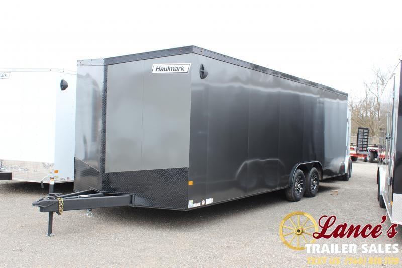 "2020 Haulmark 8'6""x24' Enclosed Car Hauler"