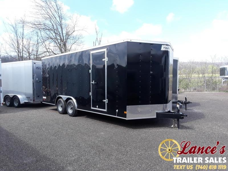 "2020 Haulmark 8'6""x20' Enclosed Cargo Trailer"