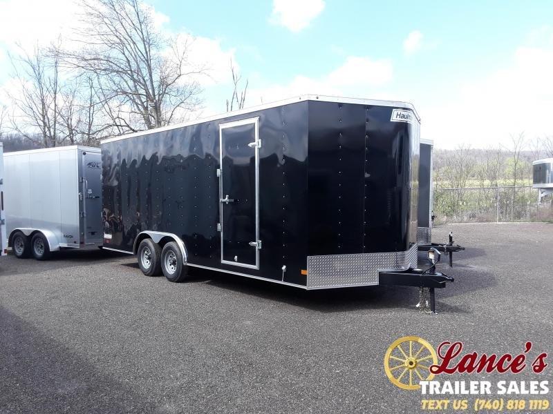 "2020 Haulmark 8'6""x20' Enclosed Cargo Trailer"