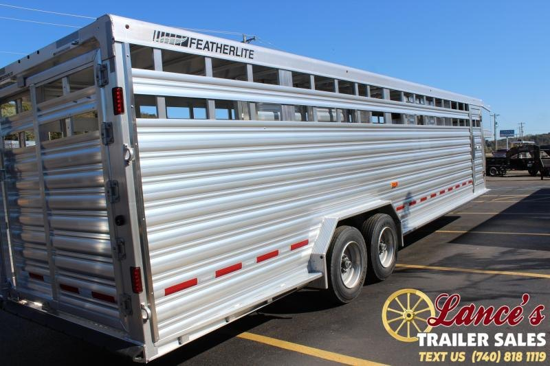 2020 Featherlite 30Ft. Livestock Trailer