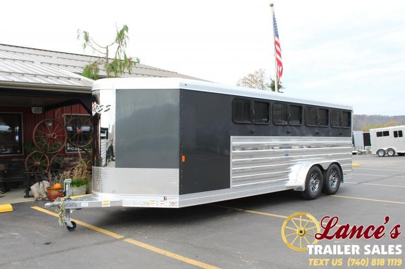 2020 Exiss 20 Ft. Low Pro Show Trailer
