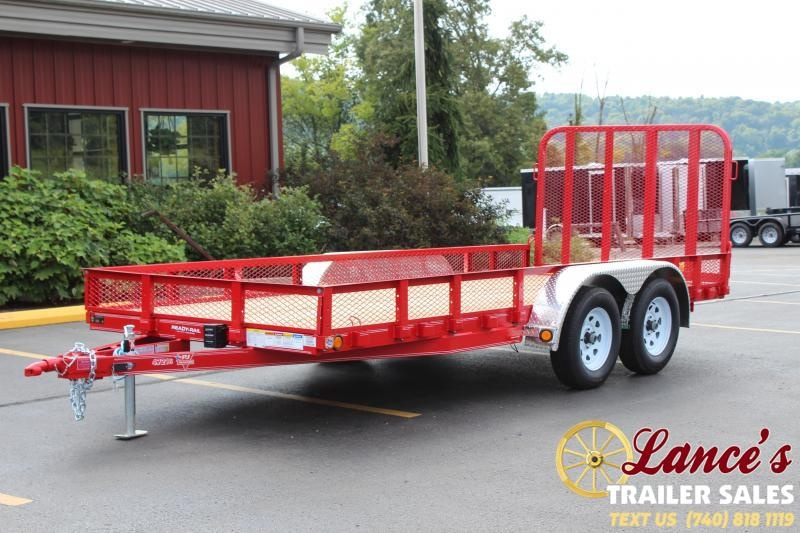 "2020 PJ 72"" x 16Ft. Utility Trailer"