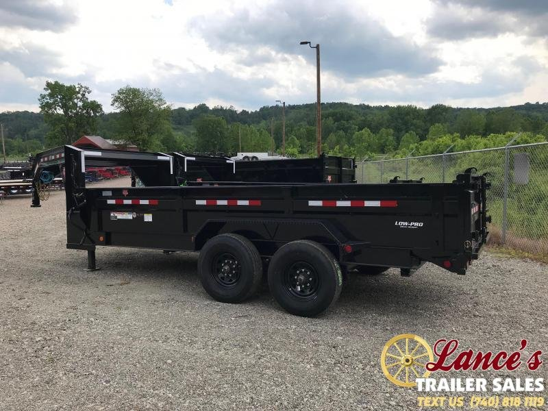 2020 PJ 16 Ft. Dump Trailer