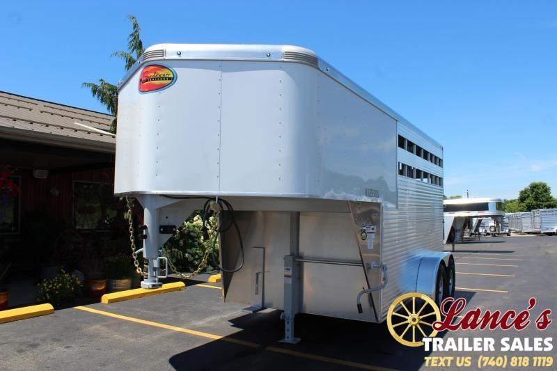 2020 *DEMO* Sundowner Trailers Rancher Special 2HGN Horse Trailer