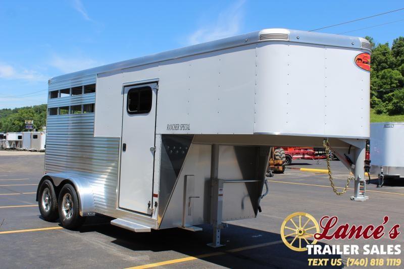 2020 *DEMO* Sundowner Trailers Rancher Special 2HGN Horse Trailer