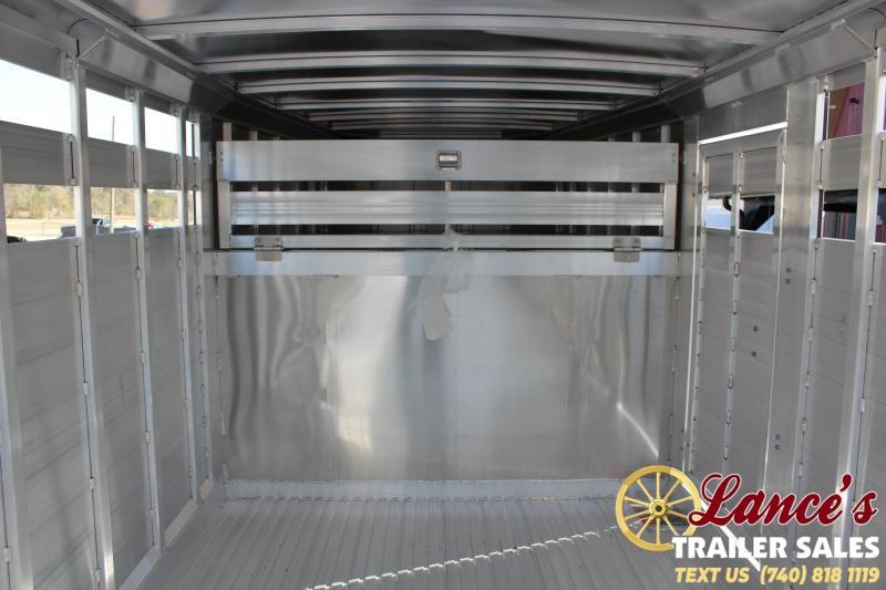 2020 Featherlite 32 Ft. Livestock Trailer