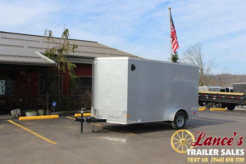 2020 Haulmark 7'x12' Enclosed Cargo Trailer