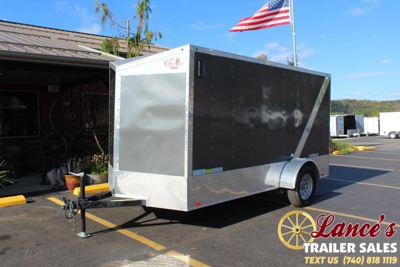 2013 Cargo Mate EHW612SA Enclosed Cargo Trailer