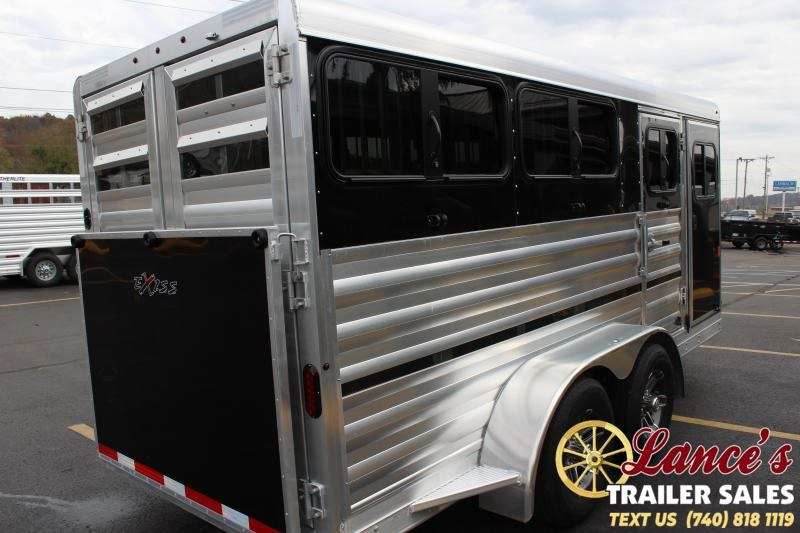2020 Exiss Mini Combo Livestock Trailer