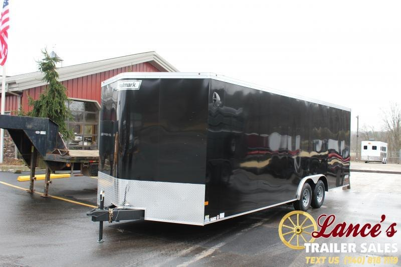 2020 Haulmark Transport 24 ft. Enclosed Car Hauler