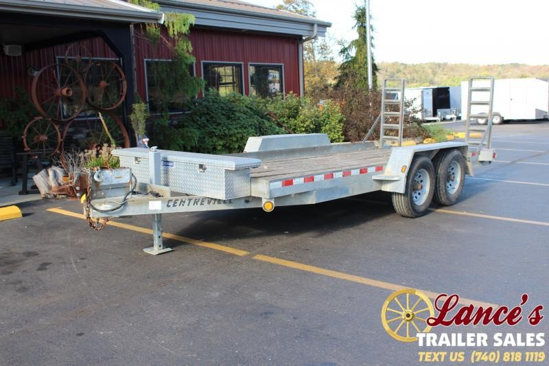 2004 Centerville Used Equipment Equipment Trailer