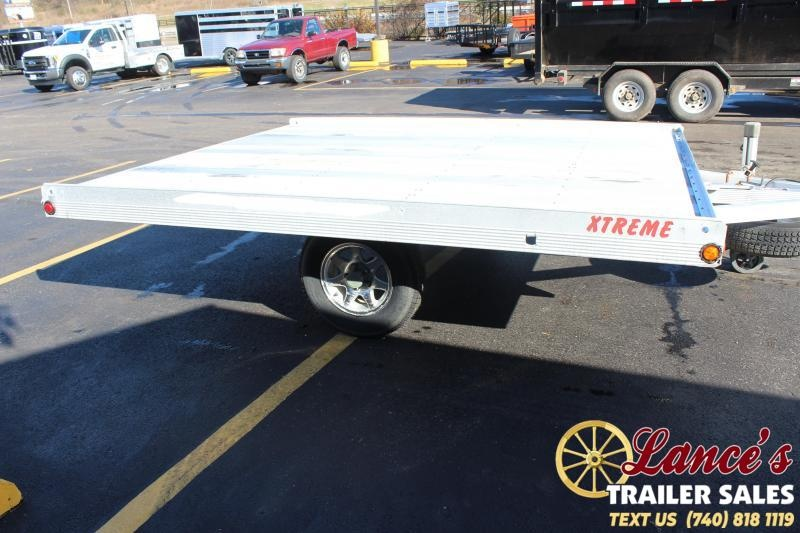 2012 Alcom-Stealth XTREME Snowmobile Trailer