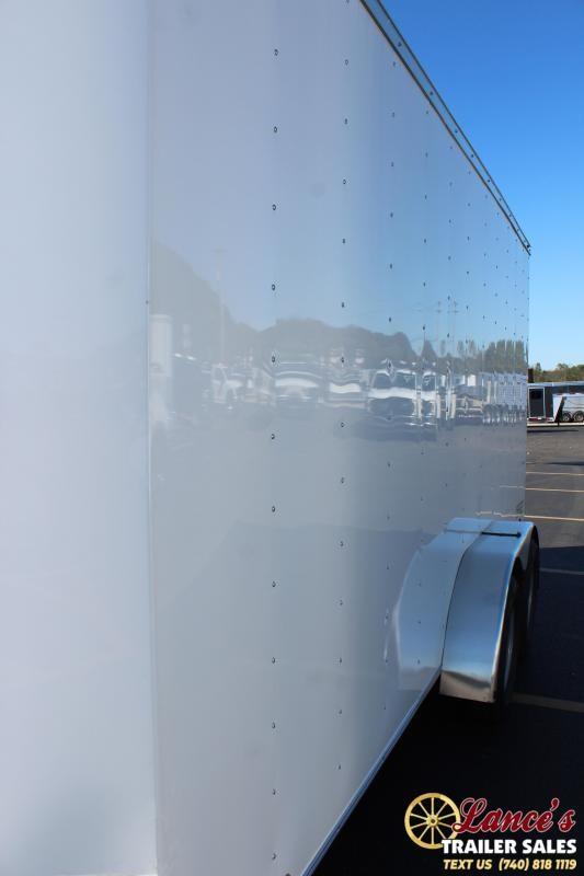 2020 Haulmark 14 Ft. Enclosed Cargo Trailer
