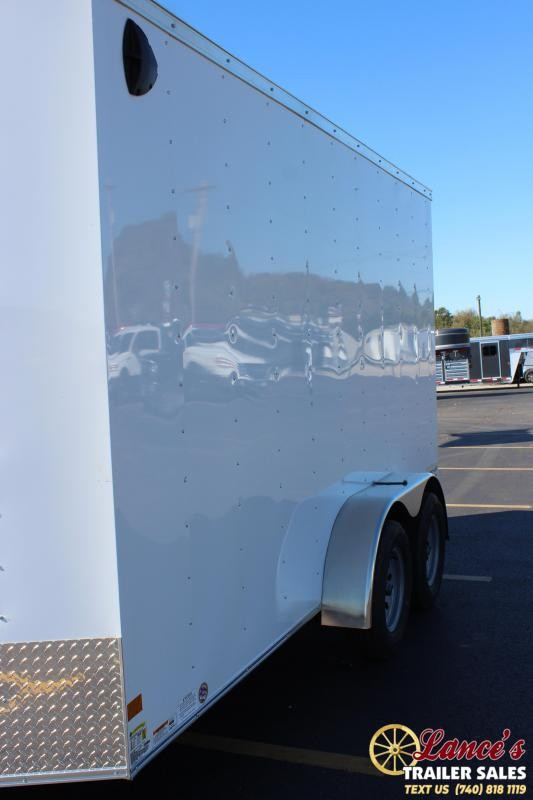 2020 Haulmark 14Ft. Enclosed Cargo Trailer