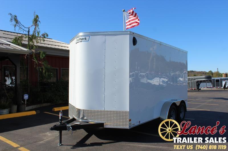 2020 Haulmark 14Ft. Enclosed Cargo Trailer