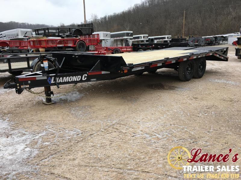 """2019 Diamond C DEC 102""""x20' Equipment Trailer K1208785"""