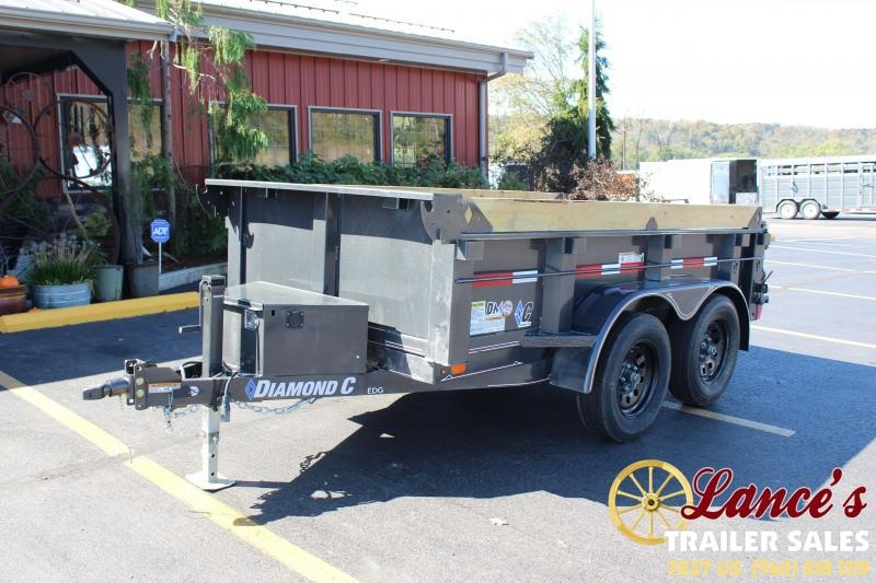 2020 Diamond C Trailers EGG23510X60 Dump Trailer