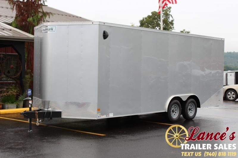 2019 Haulmark 20' Enclosed Cargo Trailer