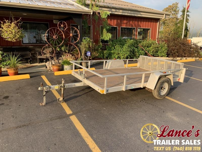 2016 Forest River 6Ft. x 10Ft. Utility Trailer