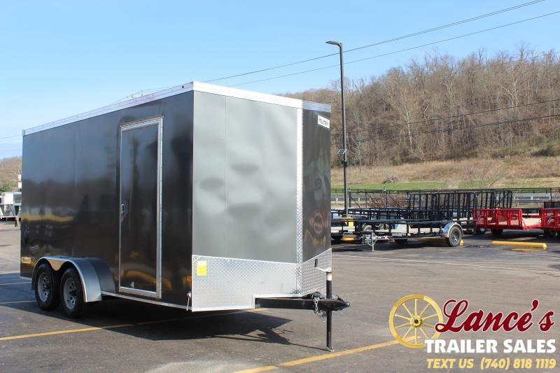 2020 Haulmark 7'x16' Enclosed Cargo Trailer