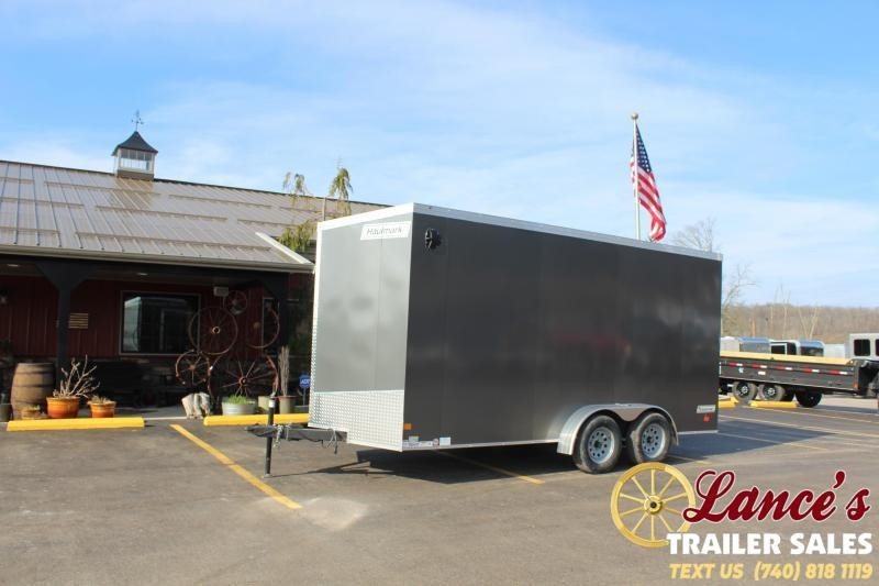 2020 Haulmark 7'x16' Enclosed Cargo Trailer