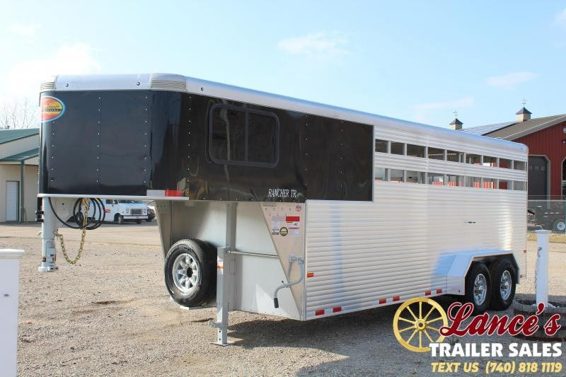 2020 Sundowner 20Ft. Livestock Trailer