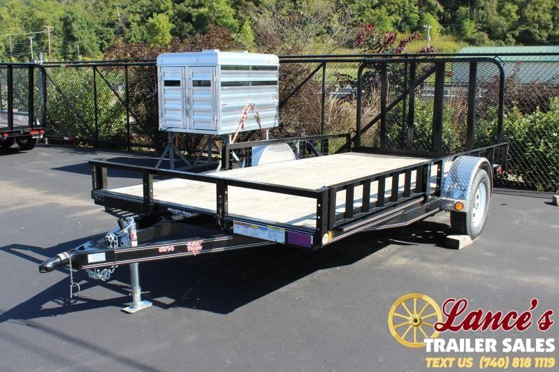 "2020 PJ 83"" x 14Ft. Utility Trailer"