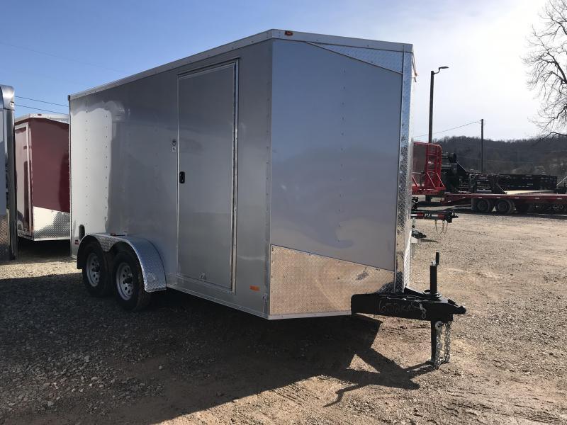 2019 RC Trailers 7'x14' Enclosed Cargo