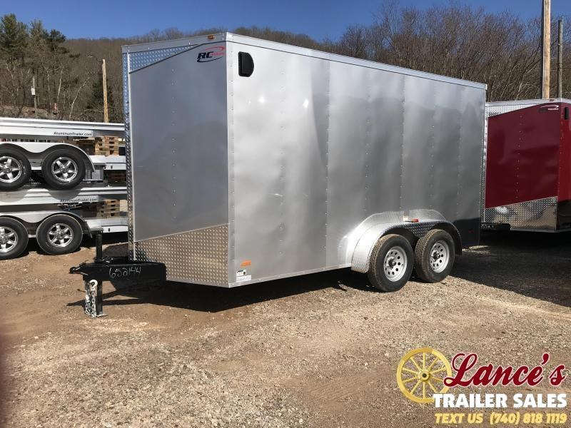 2019 RC Trailers 7'x14' Enclosed Cargo