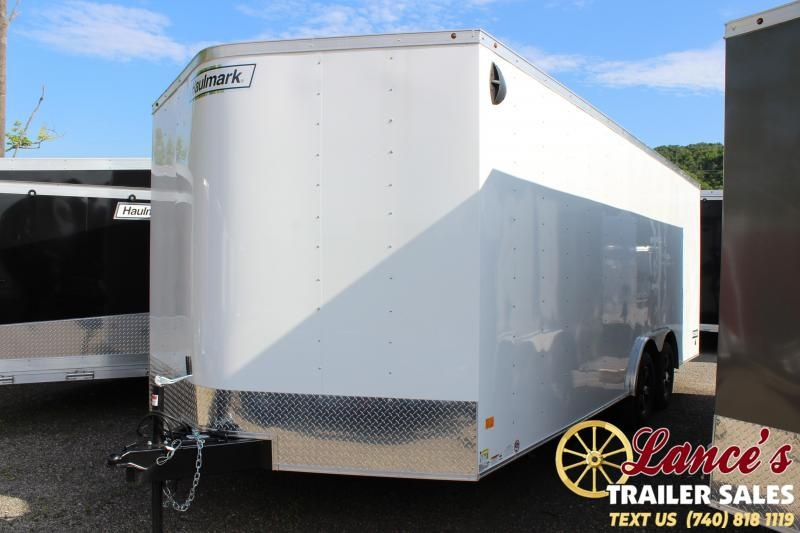 "2019 Haulmark 8.5'x20'x6'6"" Enclosed Cargo Trailer"