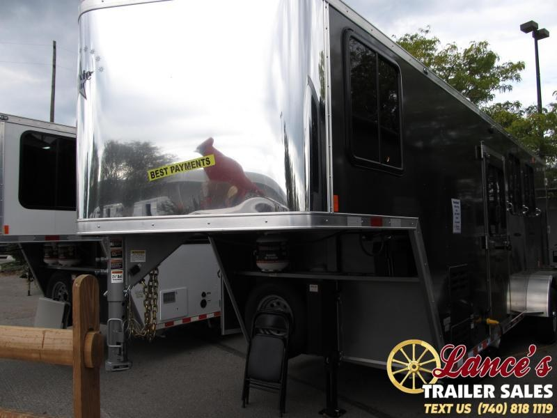 2020 Harmar DS42HGN LQ Horse Trailer