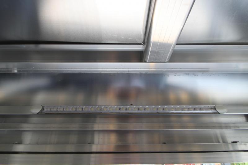 2020 Exiss Exhibitor 20' Low Pro Show Bumper Trailer w/Air Gaps