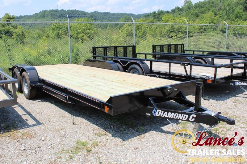 2019 Diamond C Trailers GTF235L20X83 Car / Racing Trailer