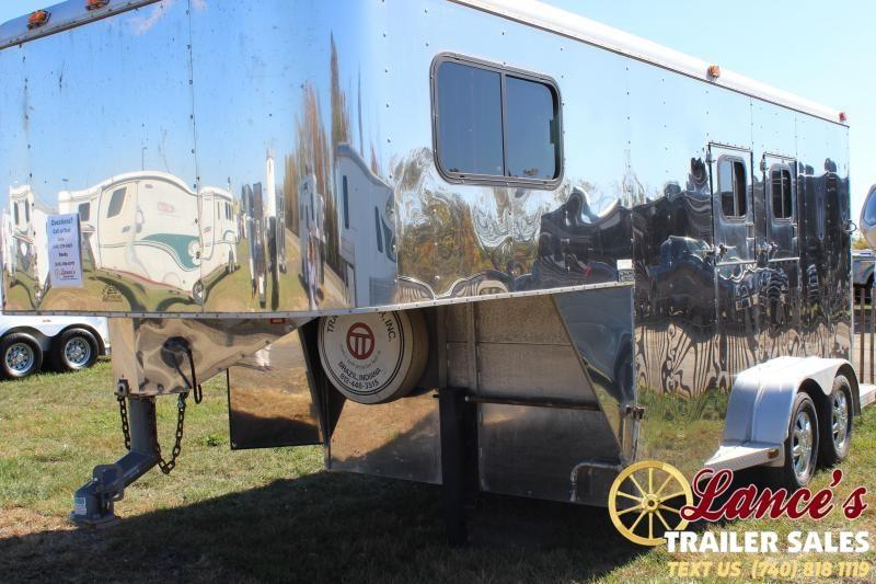 1995 Tracer 2HSL6N Horse Trailer