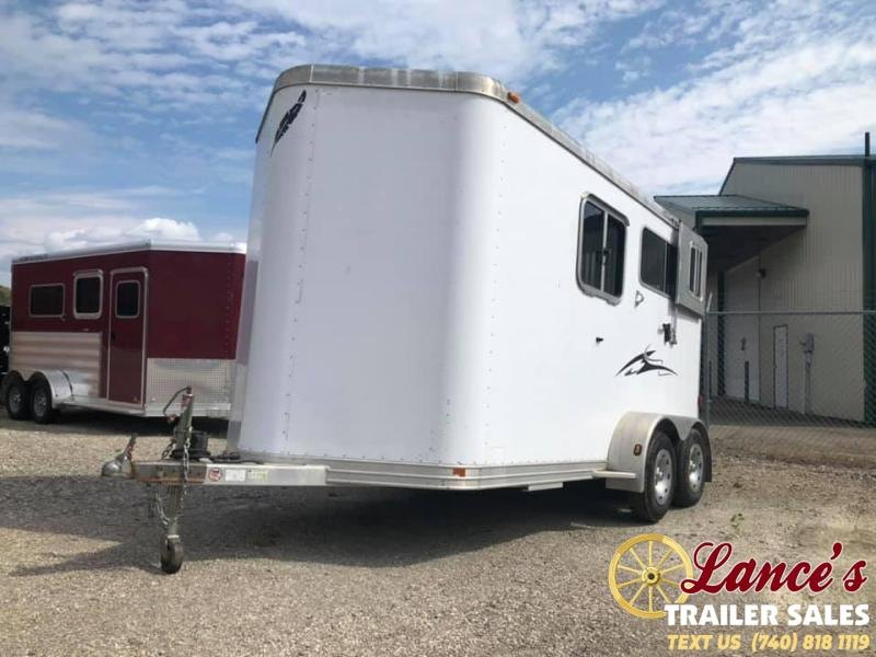 Used 2007 Featherlite 9407 Horse Trailer