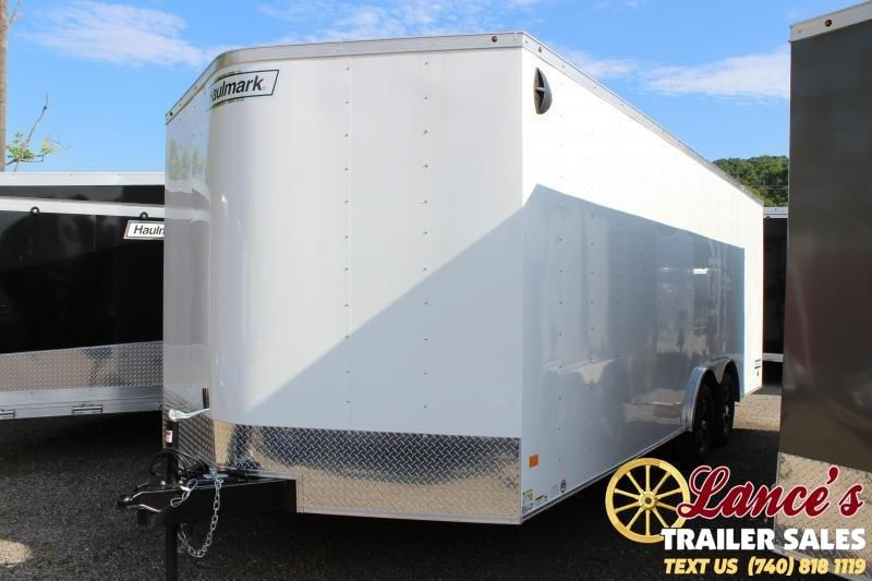 "2020 Haulmark 8.5'x20'x6'6"" Enclosed Cargo Trailer"