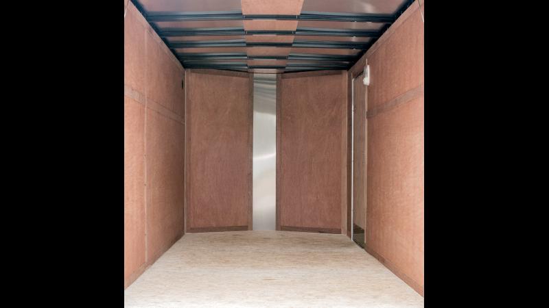 2020 Haulmark 6'x12' Enclosed Cargo Trailer