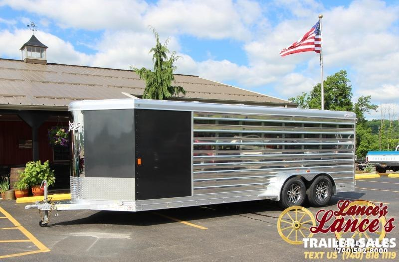 2020 Exiss Exhibitor 20' Low Pro Show Trailer