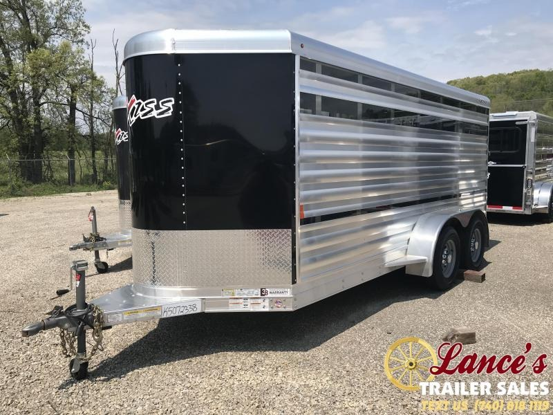 *DEMO* 2020 Exiss 15Ft. Pen System Mini Low Pro Show Bumper Trailer