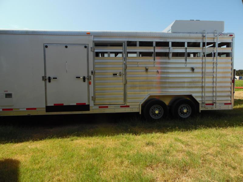 2015 - Exiss - Stock Trailer w/LQ