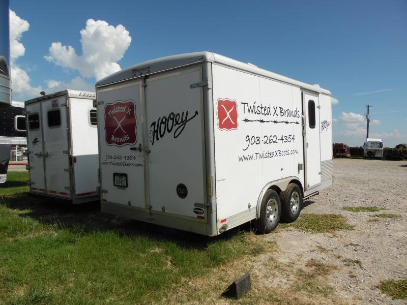 2007 Magnum Magnum Enclosed Cargo Trailer