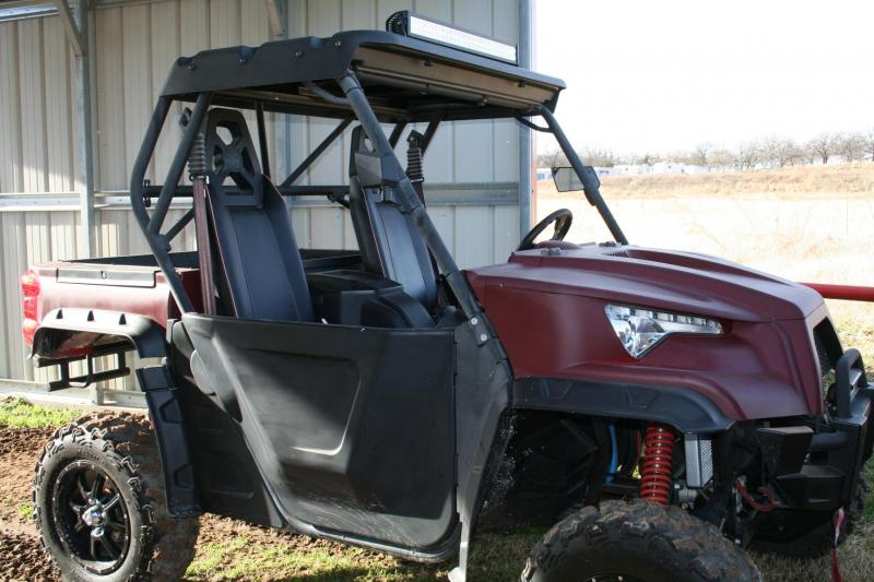 2017 Odes Dominator X2-LT Utility Side-by-Side (UTV)