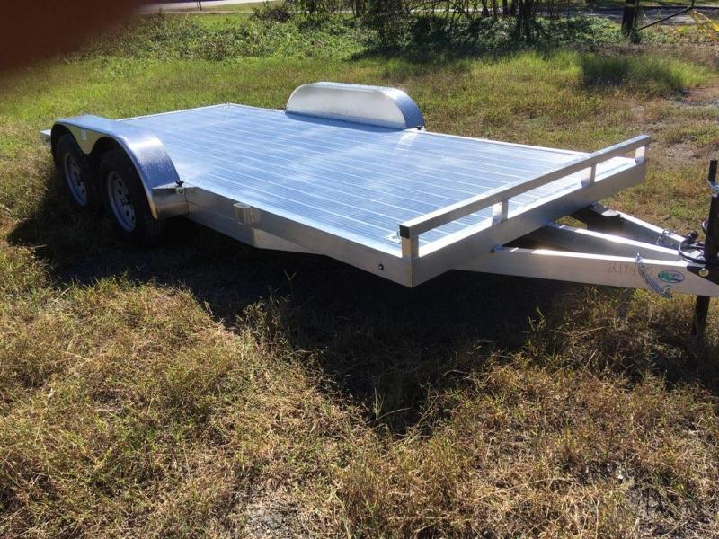 "2019 Forest River/Lightning 80"" x 16' Car Hauler"