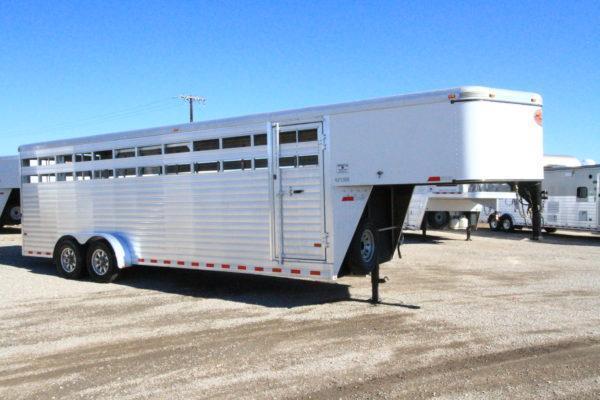 2014 Sundowner Trailers 24' Stock Livestock Trailer