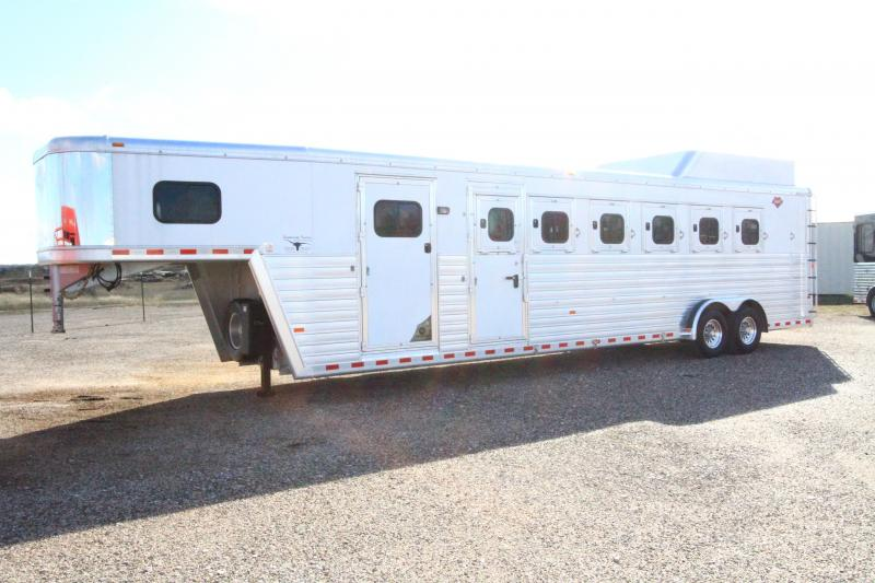 2019 Hart Tradition 6H/GN Horse Trailer